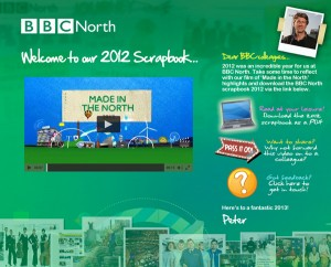 Video Postcard Example - BBC North