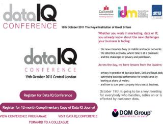 DataIQ Conference