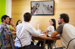 video conferencing and distributed workforces