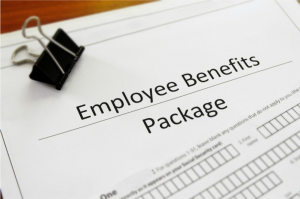 employee benefits package paperwork
