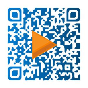 open enrollment communication example QR code