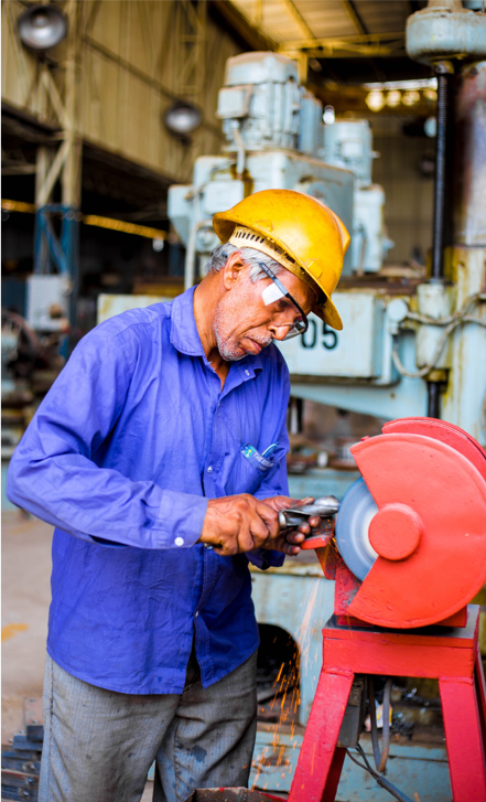 industrial workers and other deskless employees pose communications challenges